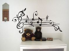 I do not care about the teddy bears...but I like the music