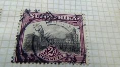 Great Old South Africa Postage Stamps