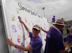 survivor reception tent for relay for life - Google Search