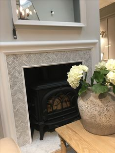 Decor, Interior Design, House, Home, Interior, Fireplace, Lounge, Home Decor, Snug