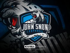 Snow Leopard esports logo by Kibrea Graphics Panther Logo, Soccer Logo, Game Logo Design, Esports Logo, Sports Team Logos, E Sport, Mascot Design, Logo Sign, Foto Pose