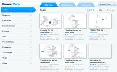 ¿Tienes una serie de ideas y quieres organizarlas? MindMeister te permite crear mapas mentales y compartilos en Internet con tu equipo de trabajo.