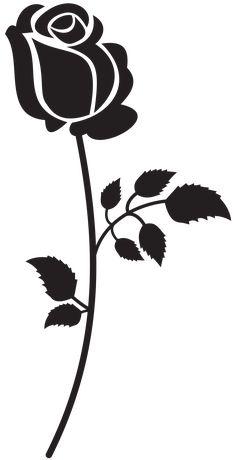 Gallery - Recent updates Rose Stencil, Stencil Art, Stencils, Bird Silhouette Art, Free Silhouette, Silhouette Images, Image Clipart, Free Clipart Images, Stencil Patterns