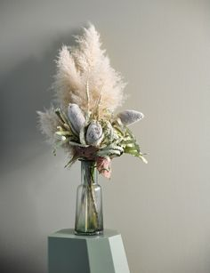 Banksia is the perfect flower for winter floral arrangements