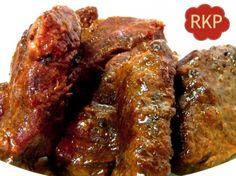 Slow-Cooker Balsamic Beef Ribs