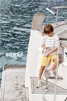 Marti de Sugar Kids para Massimo Dutti