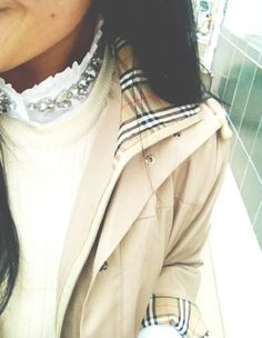 J. Crew and Burberry