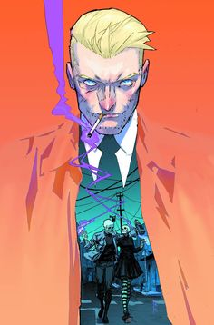 Constantine: The Hellblazer (2015) Issue #4