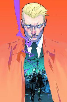 Constantine: The Hellblazer (2015) Issue #4