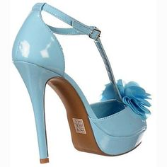 NEW WOMENS LADIES HIGH HEEL STILLETO PLATFORM PEEP TOE WEDDING SHOE BLUE UK3-8 on eBay!