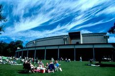 Tanglewood is beautiful and the perfect location to hear a classical symphony play