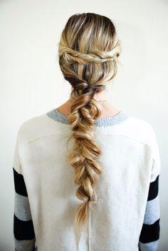 Rapunzal hair