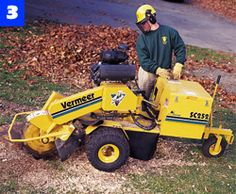 Best Stump Grinder Tips - How to Grind a Tree Stump Yourself