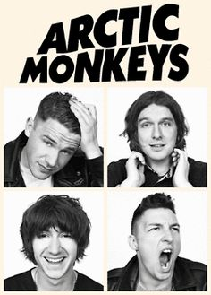 arctic monkeys... that is all i need to say. two words.
