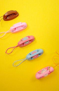 Barbie Rotary Phones