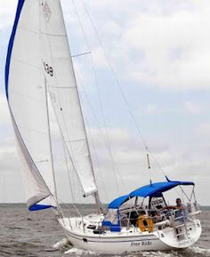 Sistership under sail