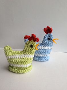 Ravelry: Easter Chick Egg Cosy pattern by idea ivana