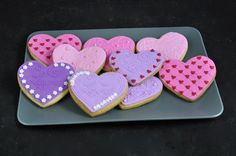 Valentines Cookies | Flickr - Photo Sharing!