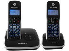 Telefone Digital s/ Fio Motorola até 5 Ramais com as melhores condições você…