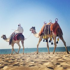 JBR Beach, Dubai | Jennifer Rhima