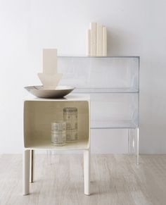 Ghost Buster by Philippe Starck with Eugeni Quitllet | Kartell ...