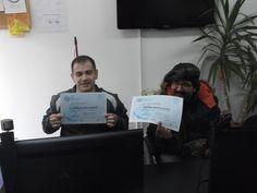ECDL certificate awards - Akademija Oxford