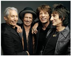 The Rolling Stones | 2013 Earnings: $26,225,121.71 | Music's Top 40 Money Makers 2014: The Rich List #TheRollingStones #RollingStones