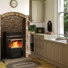 pellet stoves in corner | Napoleon : Pellet Stove Part .com, Whitfield Pellet Stove Parts and ...