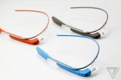 I used Google Glass: the future, but with monthly updates | The Verge