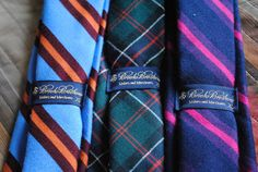 Awesome ties.