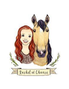 Horse Illustration, People Illustration, Ink Illustrations, Horse Drawings, Cartoon Drawings, Art Drawings, Easy Horse Drawing, Drawing Art, Planner Stickers