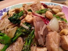 Slimming World Delights: Kung Pao Chicken