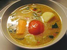 Απίθανη Σούπα Λαχανικών!