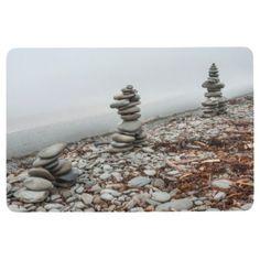 Carpet photo inukshuk floor mat - photos gifts image diy customize gift idea