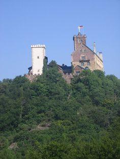 Wartburg Castle in Eisenach, Germany Three Weeks at a Medieval German Castle - Sweet and Savoring