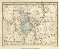 jamieson plate9. Древние карты мира в высоком разрешении - Старинные карты