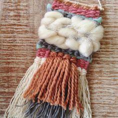 Inspo: Mini Weaving