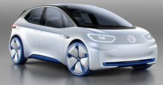 VW Remains Confident About Stopping Tesla In Its Tracks #Electric_Vehicles #Reports