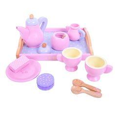 Candy Floss Tea Tray Set