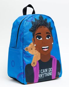 Wonderfully positive backpacks + lunch boxes made just for kids of color. 2625f7cf56