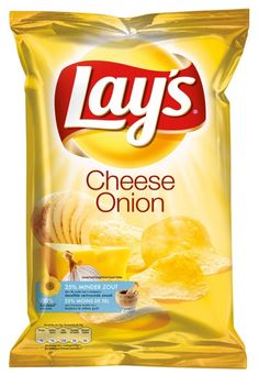 My favorite snack, you can wake me up in the middle of the night for it, sometimes I eat crisps for dinner just for the fun of it