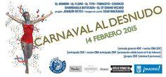 Carnaval al desnudo en el Círculo de Bellas Artes,   Sean Mackaoui www.madrid.es Dj. CF Grand Wizard Shambaiala Batucada Eskorzo Tomasito Dj Floro Dj Bombín  Sábado, 14 de Febrero de 2015 a las 23:00