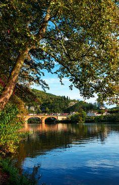 Cahors, Midi-Pyrenees, France