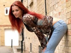 Piper Fawn Redhead girl Girls