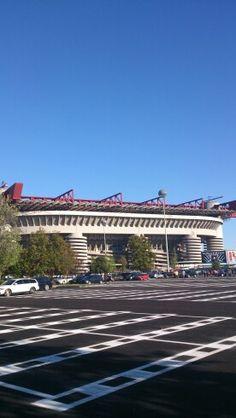#stadium