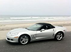 In honor of Corvette's 59th birthday, we asked readers again this year to send in photos of their own 'Vettes to USA TODAY. We kick off the birthday celebration with Corvettes that we feel make a splash.  Tim Omick snaps a photo of his 2011 Grand Sport Corvette convertible along the shores of the Pacific Ocean near Oceanside, Calif.