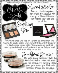Added skin color products www.youniqueproducts.com/JULESSTEVENS
