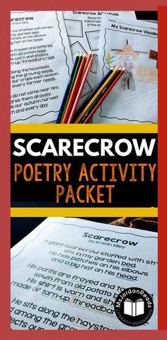 FREE Fall Scarecrow