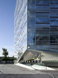The Crystal, Copenhagen, 2010 - schmidt hammer lassen architects