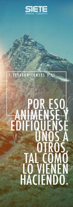 1 TES. 5:11